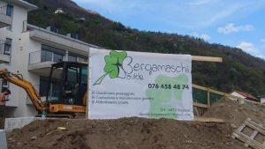 Striscione Bergabaschi 300x200cm